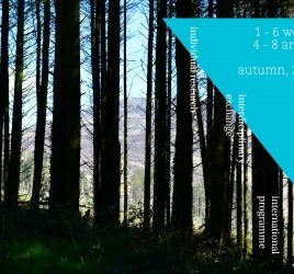 artist residency autumn 2018