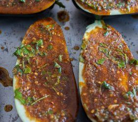 Spiced Aubergine