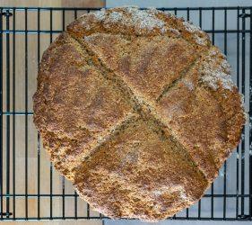 Cow House Studios Traditional Irish Brown Soda Bread recipe