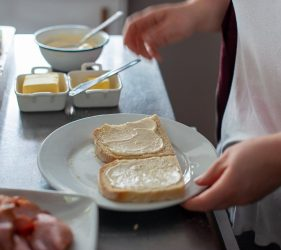 Traditional Irish Batch Bread