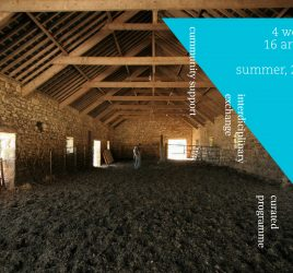 Supported Summer Residency